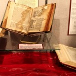 water-damage-bible-display